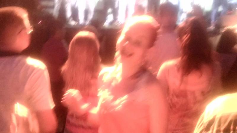 Я на концерте Mayito Rivera и группы Changito!