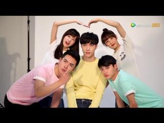 170330 'Operation Love' Photoshoot BTS
