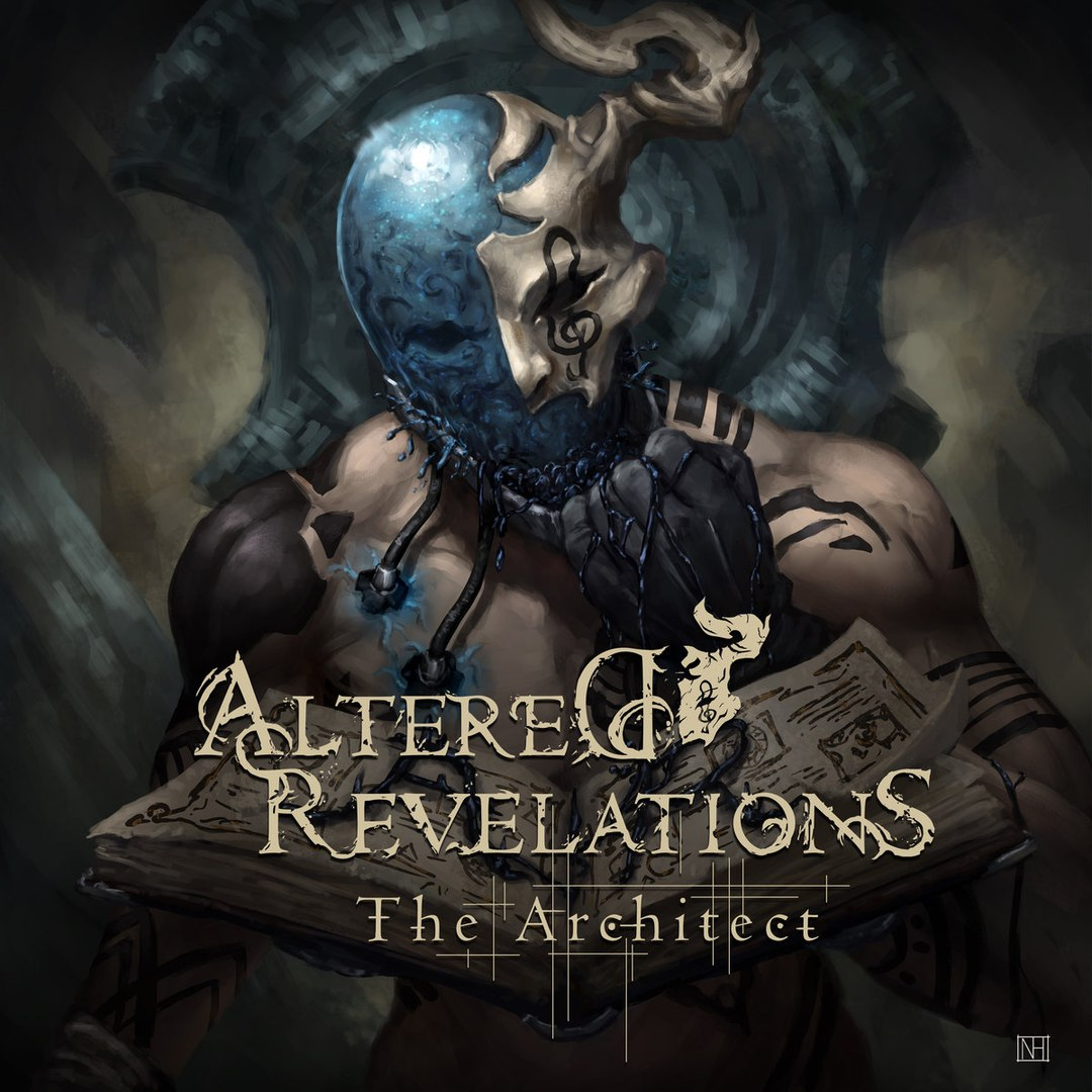 Altered Revelations - The Architect [EP] (2017)