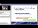 50th Lecture-Kaplan Step 1 CA-Pharmacology-Harris-August 6, 2015