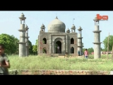 Indian man builds replica Taj Mahal as memorial to dead wife