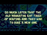 Футаж: время из Спанч Боба