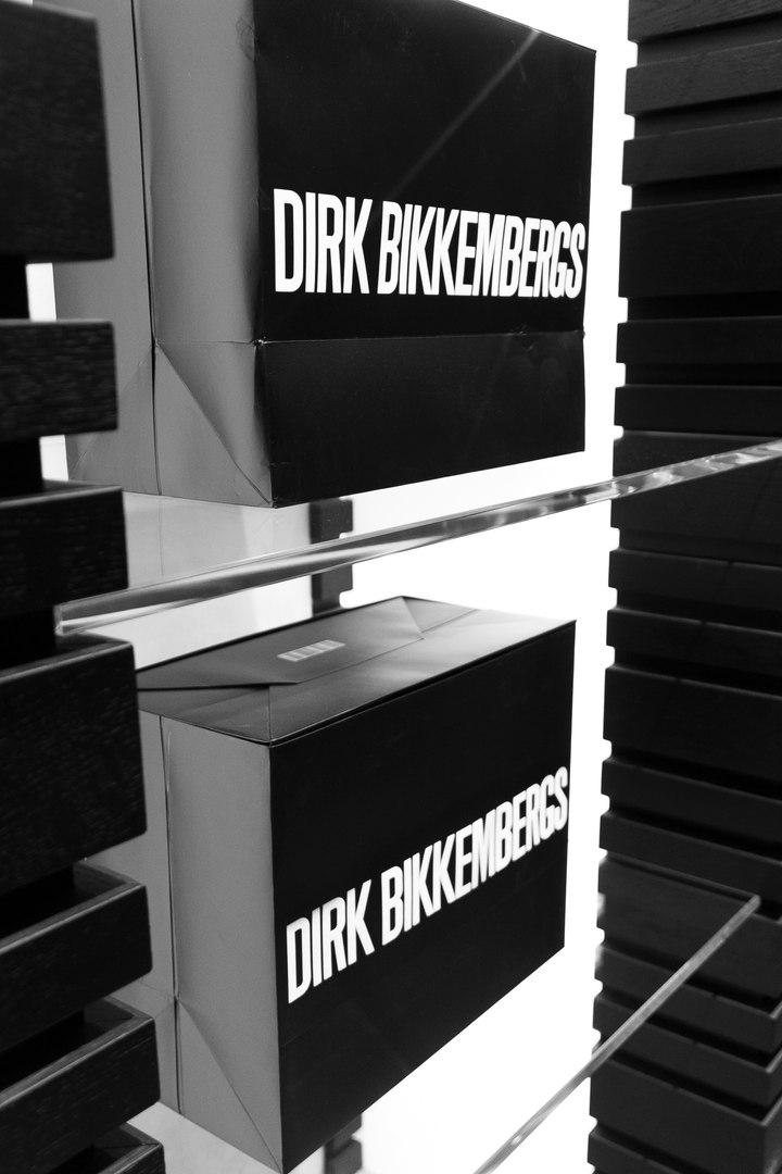 1FsMjp MXpM - ПРЕСС-ДЕНЬ В БУТИКЕ DIRK BIKKEMBERGS