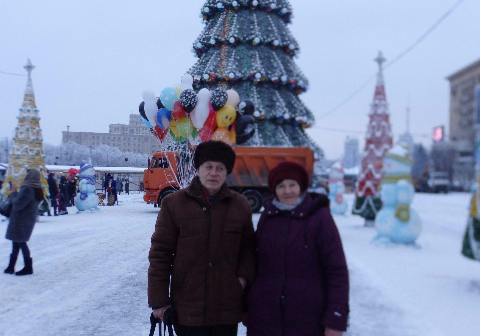 Жители Харькова массово остались дома (ВИДЕО)