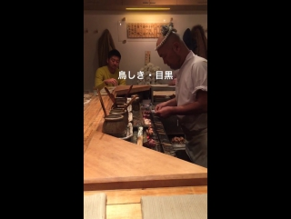 Шохей Оно в японской забегаловке