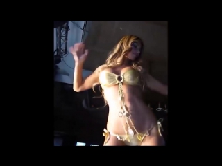 Chica Latina Super Hot Sexy Dancing - Long Version - Full HD Video