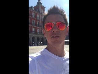 Экскурсия от Батрутдинова по Мадриду
