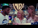 The Originals Yusef Gatewood Julie Plec Riley Voelkel Access Hollywood Comic Con 2017 rus sub