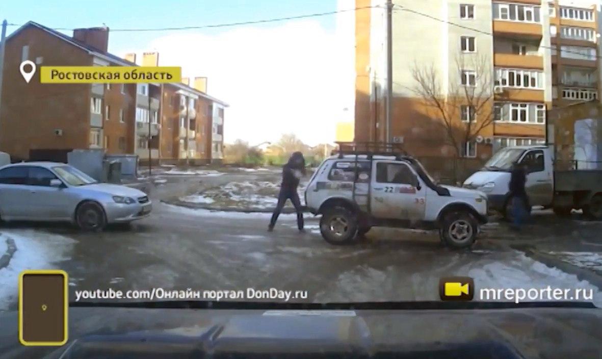 Главк МВД по РО опроверг дорожный конфликт в Таганроге, «высосанный из пальца местными СМИ»