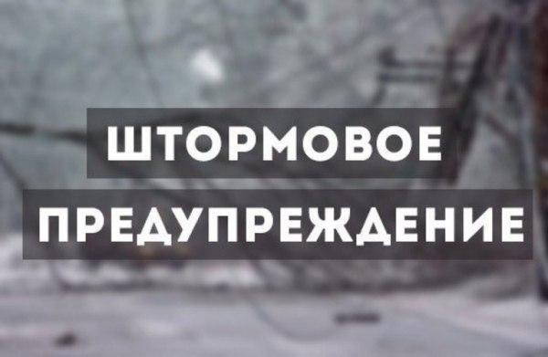 ГУ МЧС по Ростовской области: ШТОРМОВОЕ ПРЕДУПРЕЖДЕНИЕ об очень сильном снеге