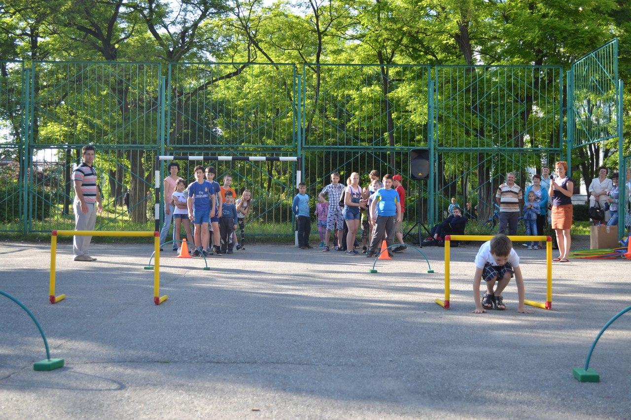 С 1 июня в Таганроге будет организована спортивно-массовая работа с детьми и подростками
