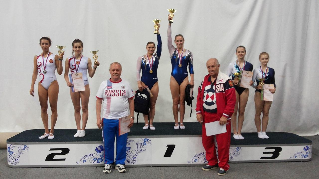Спортсмены из Таганрога стали победителями чемпионата России по прыжкам на батуте