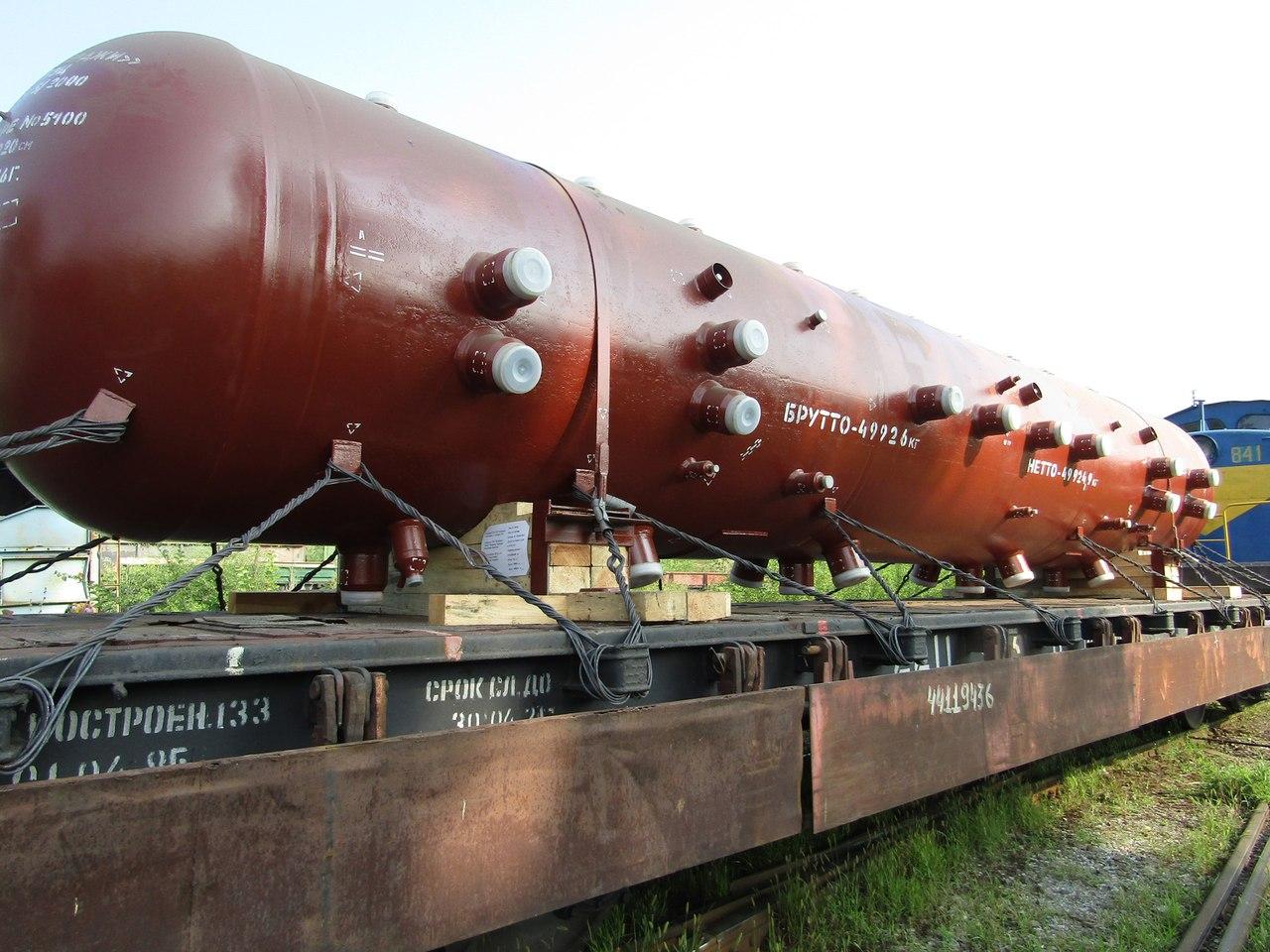 ТКЗ отгрузил оборудование для Балхашской ТЭЦ