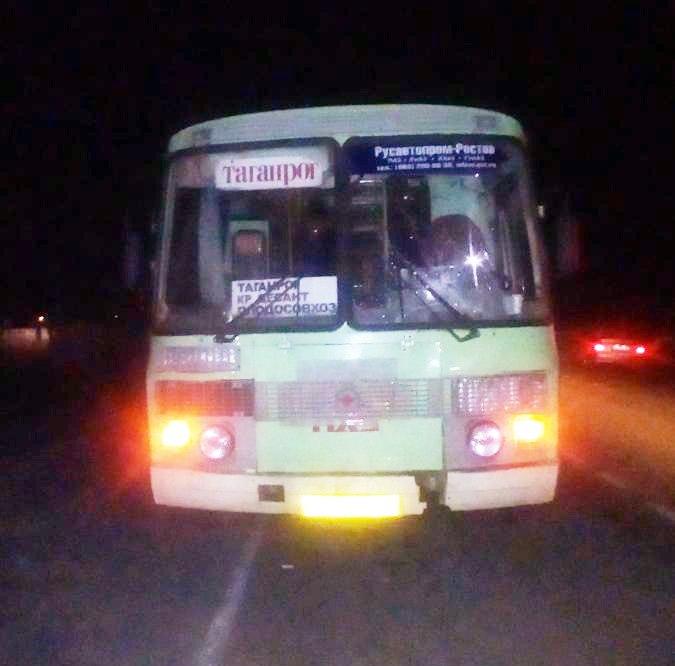 В таганрогской больнице скончался мужчина, который угодил под автобус «Таганрог-Красный Десант-Плодосовхоз»