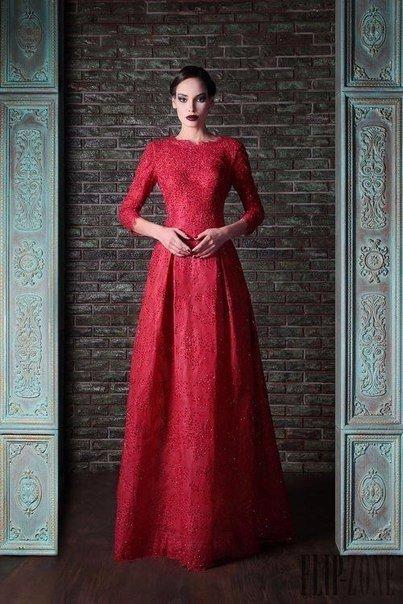 ceJLOsAZGDo - Подвенечные платья от ливанского кутюрье Rami Kadi