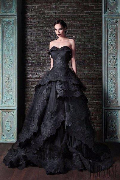 3R6SMvcj8p0 - Подвенечные платья от ливанского кутюрье Rami Kadi