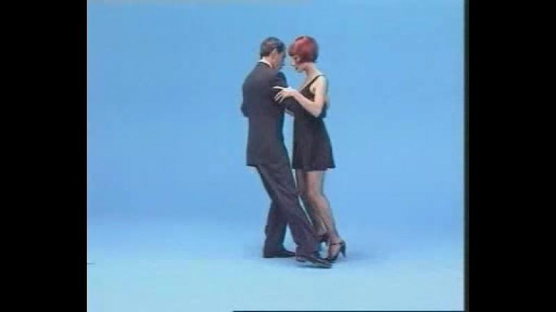 Tango Argentino Lez 36 Paso con traspie de ambos