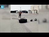Strongest Soldier in the World - Diamond Ott - Muscle Madness