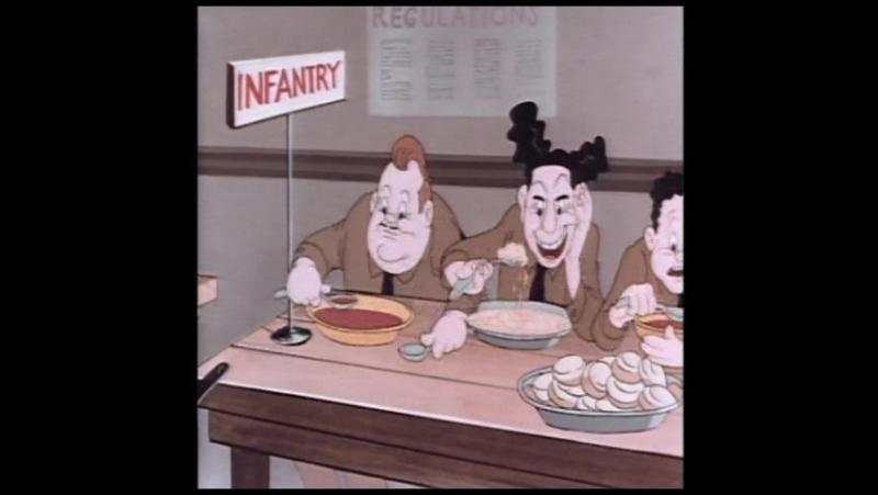 1941-10-25 WB - Rookie Revue - Merrie Melodies - Isadore Friz Freleng - uncensored » Freewka.com - Смотреть онлайн в хорощем качестве