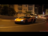 CoD | CRAZY Porsche 991 Techart Turbo S - LOUD Pops and Bangs Flames