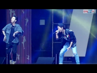 [NEWS:PERF] 160928 B.A.P - That's My Jam @ «Cheonan World Dance Festival 2016»