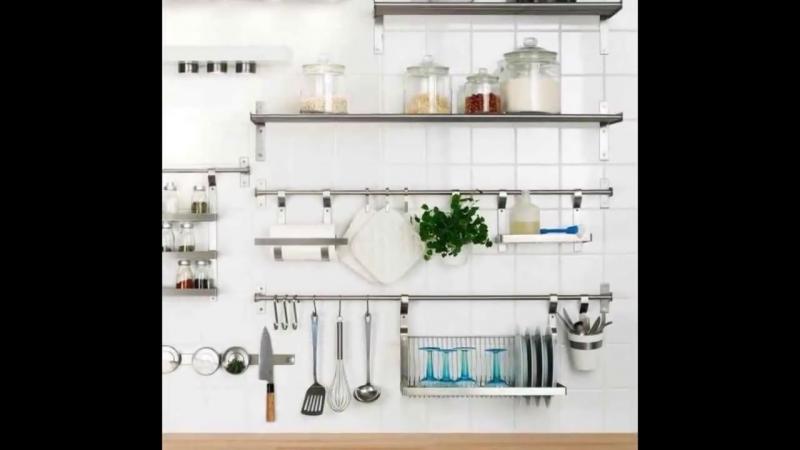 9 полезных хитростей для маленькой кухни