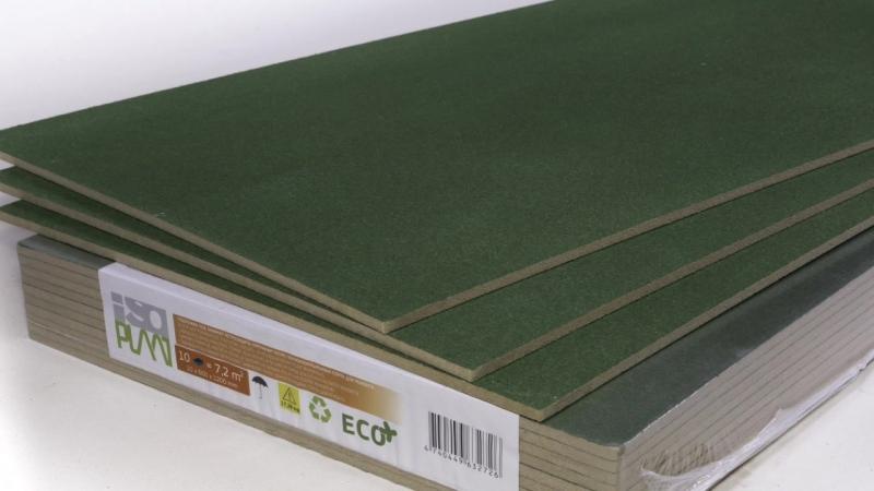 3-4 Виды плит Isoplaat/Isotex