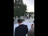 Свадьба Бурака. (Кемаля), и Фахрийе Эвджен.