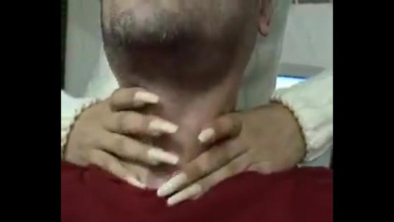 Strangle-nail