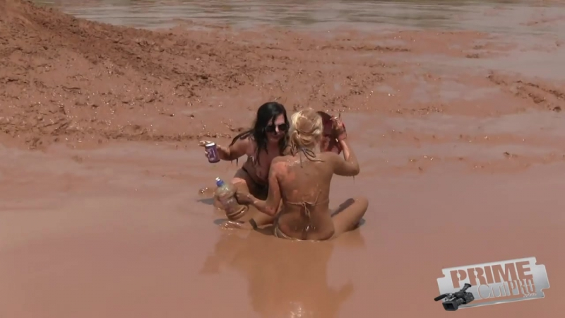 Playing in the Mud - Louisiana MudFest