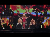 Britney Spears - Stronger + You Drive Me Crazy / Till The World Ends (Live In Bangkok)