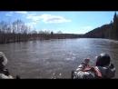 Сплав по трем рекам начало р Тискос р Койва и выход в р Чусовая