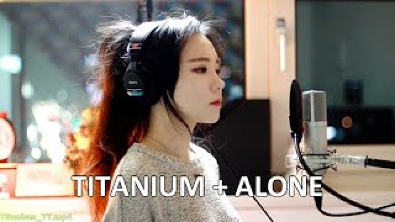 Titanium Alone ( cover by J.Fla )