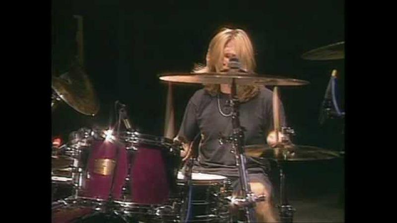 Pat Torpey (MR.BIG) DrumSolo