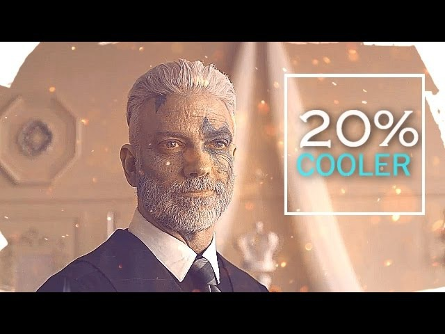 Murphy | Z Nation • ⌈20 Percent Cooler⌋