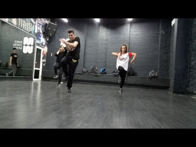 Choreography by Sasha Putilov (Astronomyy Dont need you) 6