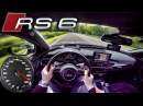 Audi RS6 PERFORMANCE 700 HP AUTOBAHN POV ACCELERATION TOP SPEED by AutoTopNL