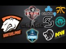CS:GO - vs Immortals,North,Navi,SK,C9,.. - PGL Major Krakow 2017 || ESL ONE 2016 FULL HD