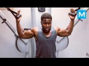KEVIN HART Workout Highlights | Muscle Madness