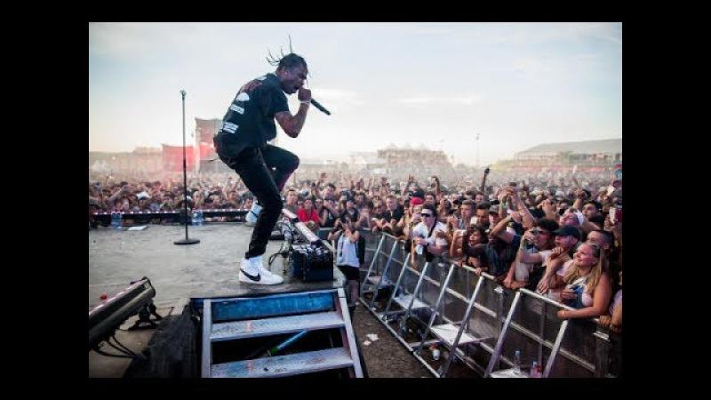 Travis Scott - goosebumps (Live at Openair Frauenfeld 2017)