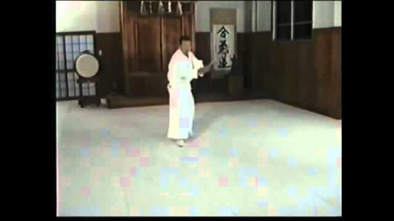 Hikitsuchi Michio Sensei Masakatsu Bojutsu 1 Kata