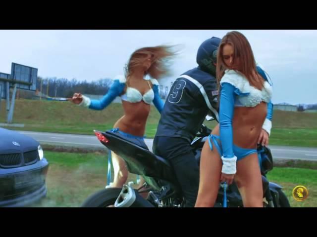 Девушки из клипа Lad Idorf Sergey Chorniy - SCALP mix
