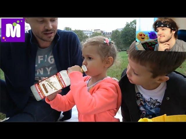 Мистер Макс Набухался с Мисс Кэти .. ТЕСТ НА ПСИХИКУ CHALLENGE МИСТЕР МАКС RYTP