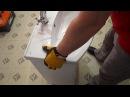 Установка сантехники после ремонта в ванной Хитрости и особенности монтажа раковины на гипсокартон