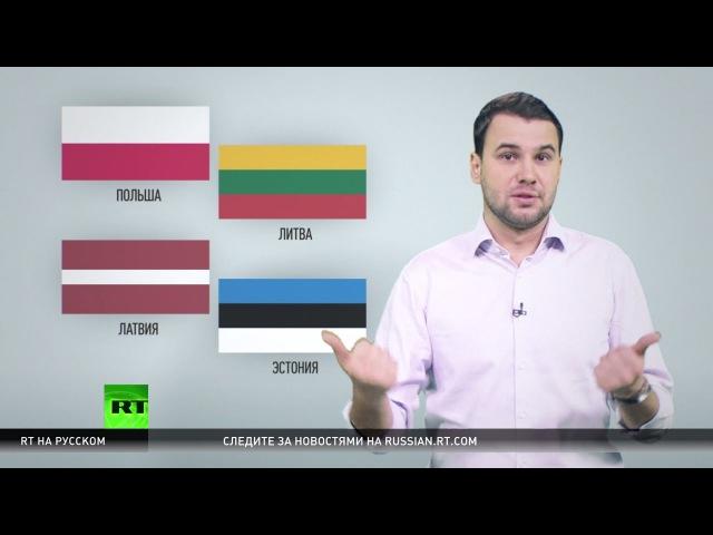 Войска у границ России и ролики в интернете: как НАТО «успокаивает» Восточную Ев...