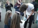 1D One Direction - Harry Niall signing and meeting fans Glasgow 27 Feb 2013