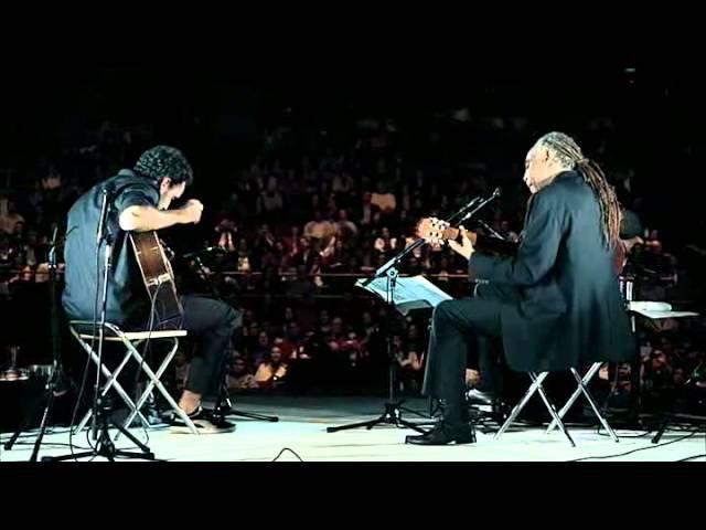 Gilberto Gil - Andar com fé - Bandadois (2009)