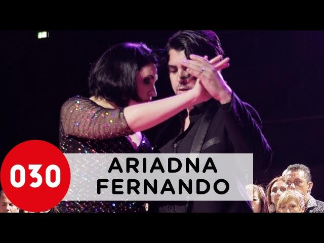 Ariadna Naveira and Fernando Sanchez – Gallo ciego, Porec 2017