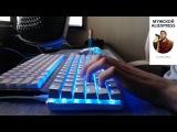 Ajazz Geek AK33 Blue Switch Typing Sound (AliStallions Special)