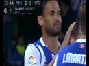 РЕАЛ СОСЬЕДАД 2 0 СПОРТИНГ гол Хуанми Реал Сосьедад 27 минута